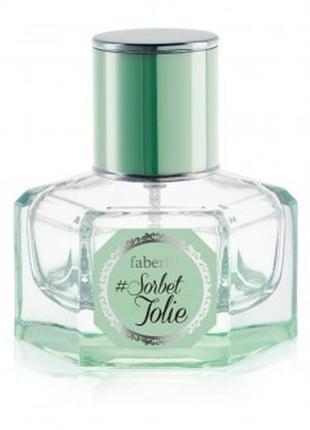 Парфюмерная вода для женщин #sоrbet jоlie  faberlic 3310 фаберлик
