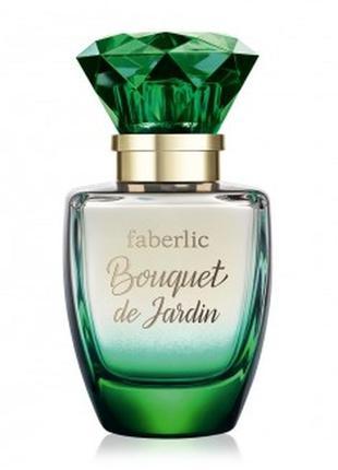 Парфюмерная вода для женщин bоuquet de jаrdin faberlic 3016 фа...