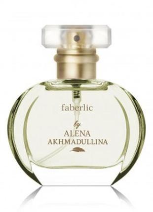 Парфюмерная вода для женщин faberlic by alena akhmadullina fab...