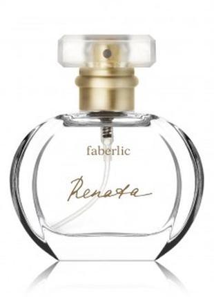 Парфюмерная вода для женщин renata faberlic 3048 фаберлик