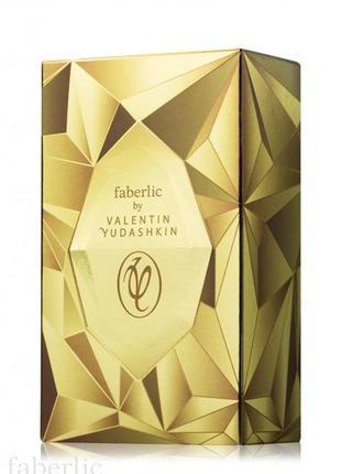 Парфюмерная вода для женщин faberlic by valentin yudashkin gol...