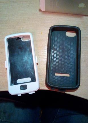 (ТОРГ) Продам противоударний чехол на айфон 4s 5 5s sє