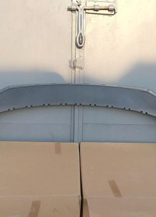 Спойлер переднего бампера губа юпка Vw Golf 6 VI 09-13 5K0805903A