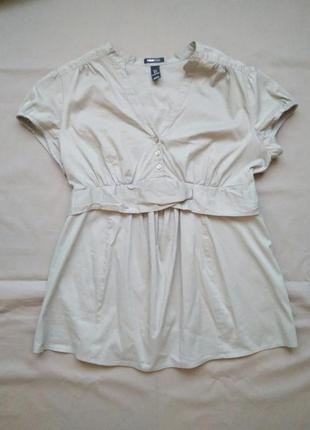 Блузка летняя для беременной