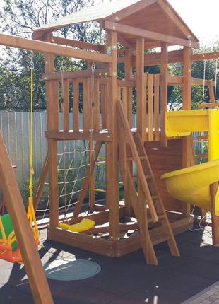 Детские площадки от прямого производителя