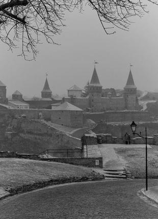 Екскурсовод екскурсії гід в Кам'янець-Подільський по місту і форт