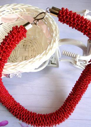 Колье ожерелье для женщины на шею