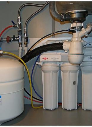 Установка и сервисное обслуживание фильтров для воды, бытовых ...