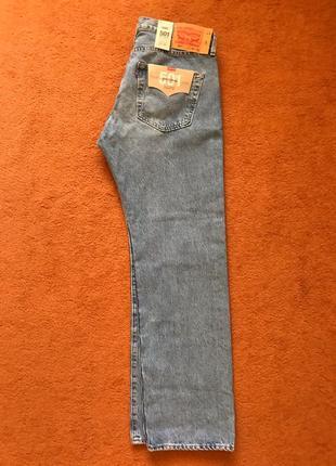 Оригінальні чоловічі джинси Levis