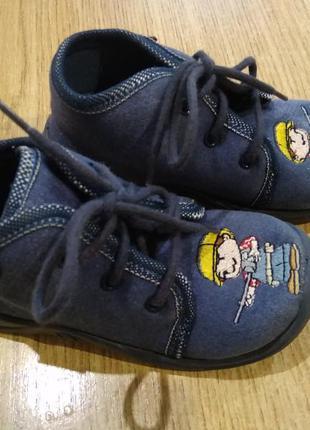 Ботиночки rohde легкие ботинки