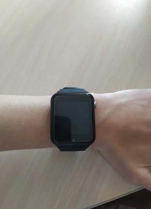 Хит продаж! Детские смарт умные часы Smart Watch v7k с GPS камеро