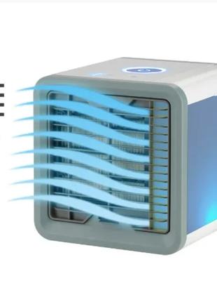 Портативный мини-кондиционер Arctic Air Cooler с LED-подсветкой