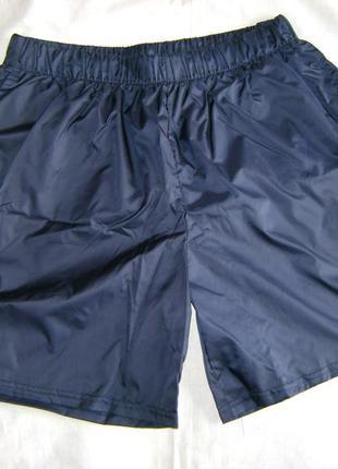 Спортивные шорты из плащевки