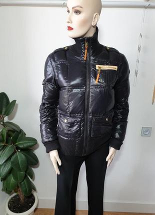 Vip бренд лыжная куртка, пуховик jc de castelbajac