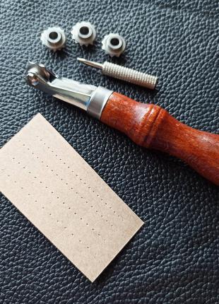Разметчик шва, копир. Шаг 3, 3.5, 4, 5 мм