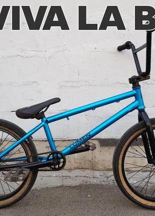 BMX вмх бмх трюковый велосипед Cr-mo 4130 Промы MID Возможен торм