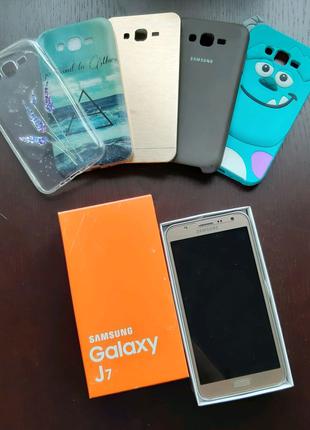 Чехлы для Samsung J7