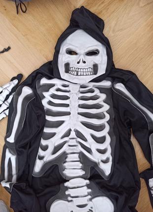 Костюм скелета взрослый