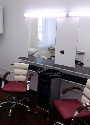 Набір у перукарню(крісла,мойка,возик)