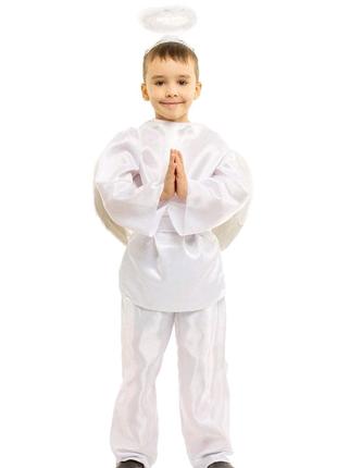 Детский карнавальный костюм Ангел, на мальчика 5-6 лет.