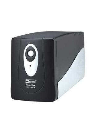 Продам бесперебойник Mustec PowerMust 600 USB б\у.