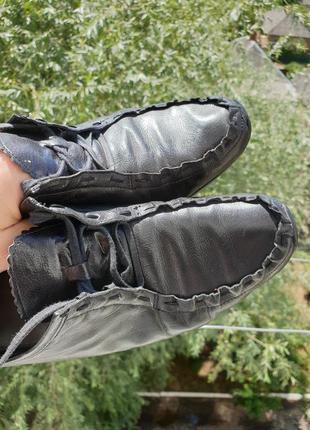 Кожаные туфли kennel & schmenger
