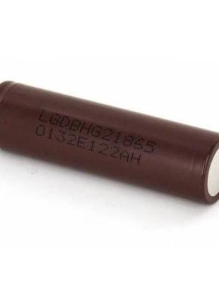 Аккумулятор LG HG2 18650 3000 мАч