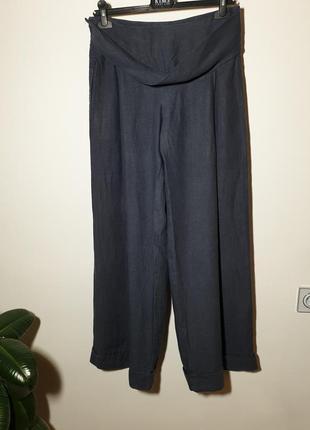 Льняные брюки malloni
