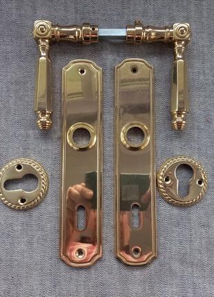 Ручка дверна австрійського виробництва оригінальна в ретро стилі