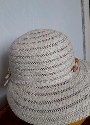 Летняя фирменная шляпа Китай.