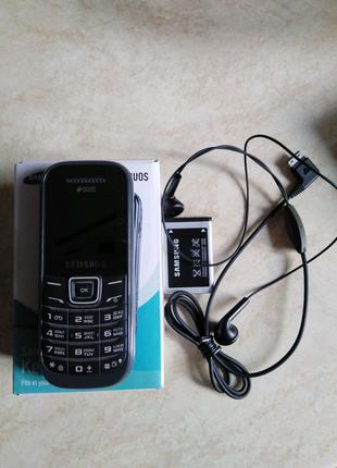 Телефон samsung 2 sim