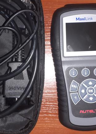 Автосканер MaxiLink (діагностика)