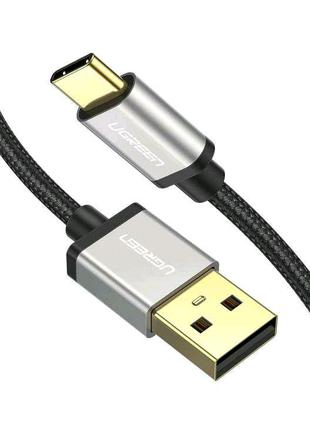 """""""UGREEN"""" Type C. Фирменные оригинальные дата_кабели.2м."""