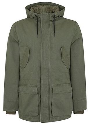 Мужская катоновая куртка парка george