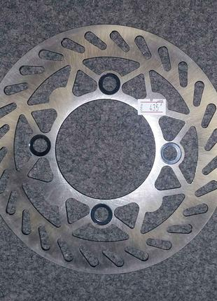 Тормозной диск на питбайк kayo viper geon