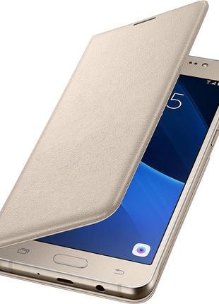 Книжка чехол для смартфона samsung j510 (samsung j5 2016) flip...