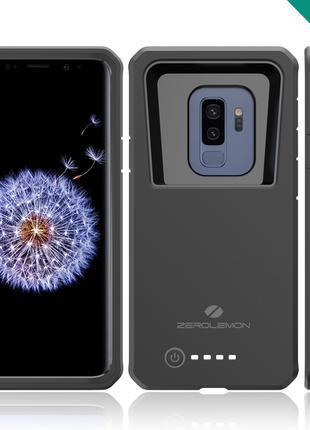 Чехол-аккумулятор для Samsung S9 Plus