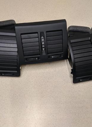 Дефлектор воздушный в подлокотник для Skoda Octavia A5