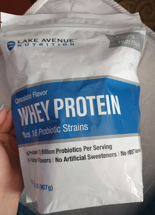 Whey protein, протеин 907 g