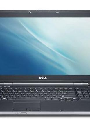 Ноутбук Dell Latitude E5520 Core i5, 4GB,320GB, метал.