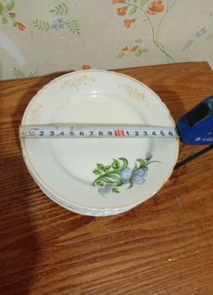 Набор тарелок 15 шт.