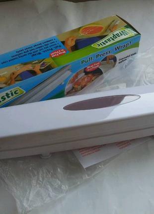 Механизм диспенсер для пищевой пленки фольги бумаги стрейч пленки