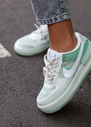 Крутые женские кроссовки nike аир форс