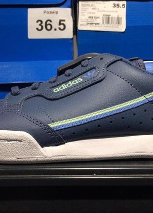 Детские кроссовки adidas originals continental 80 ee6414