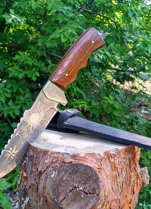 Охотничий нож Паук.