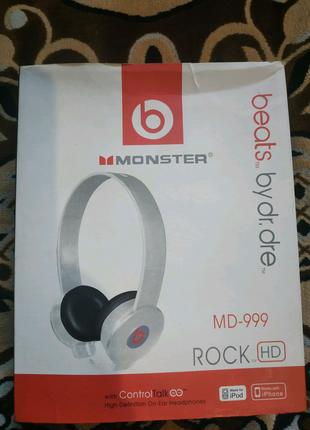 Наушники Beats monster md-999