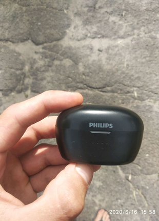 Наушники Philips UpBeat True Wireless Black (SHB2505BK/00)