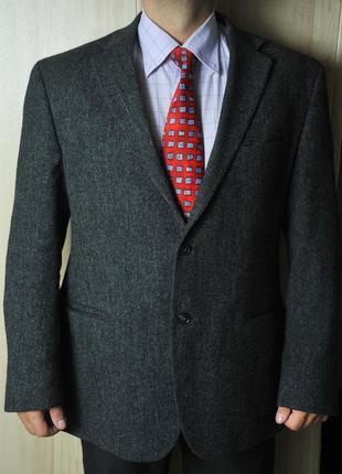 """Мужской классический шерстяной пиджак """"marks & spenscer"""""""