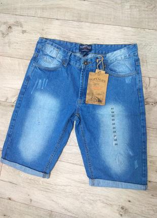 Шорты мужские джинсовые HopenLife