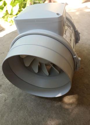 Vents TT 200 pro, абсолютно новый, канальный вентилятор. Вытяжка.